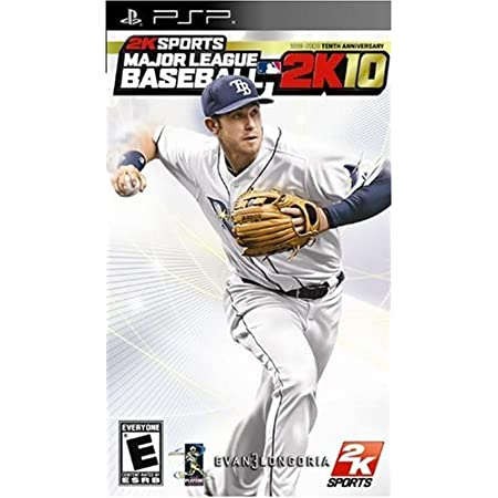 Major League Baseball 2k10 (playstation Portable)