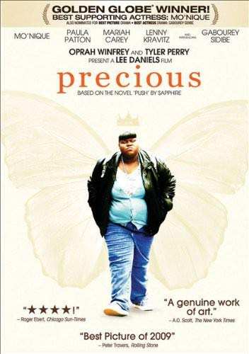 "Precious: Based on the Novel ""Push"" by Sapphire DVD"
