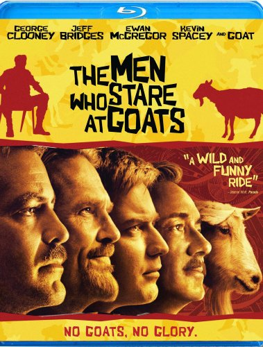 The Men Who Stare At Goats [Blu-ray] DVD