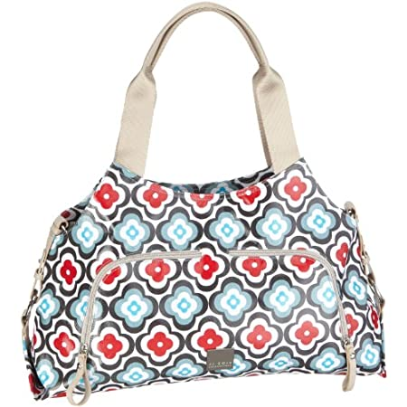 Jj Cole Technique Diaper Bag – Red Flower