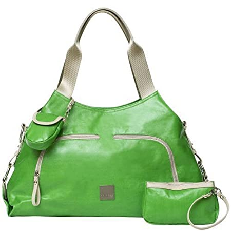Jj Cole Technique Diaper Bag – Green