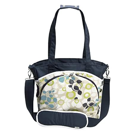 Jj Cole Mode Diaper Bag – Blue Vine