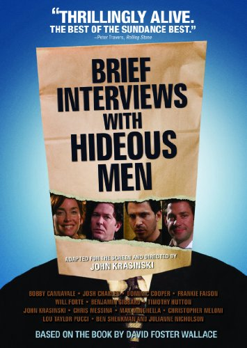 Brief Interviews with Hideous Men DVD