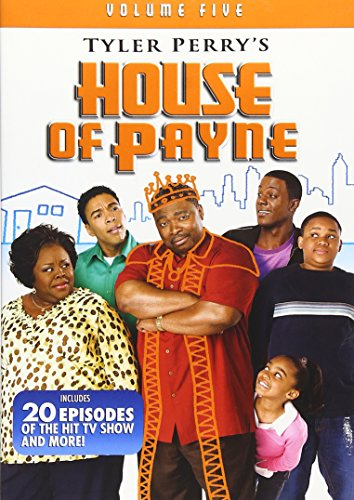 Tyler Perry's House of Payne, Vol. 5 DVD