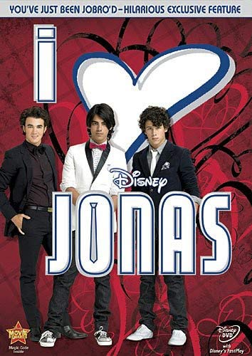 I Heart Jonas DVD