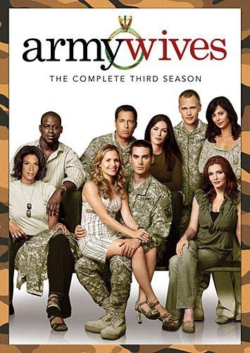 Army Wives: Complete Third Season DVD
