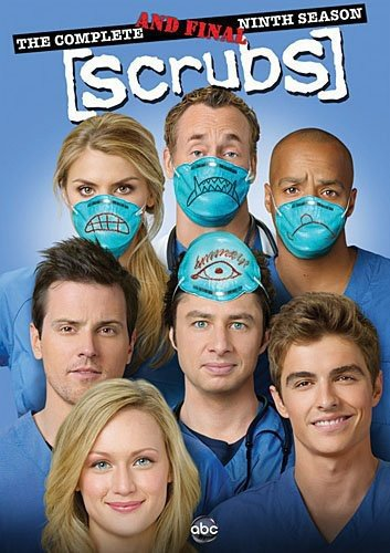 Scrubs: The Complete Ninth And Final Season - 2-Disc DVD DVD