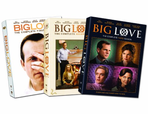 Big Love: Complete Seasons 1-3  DVD