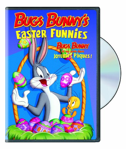 Bugs Bunny Easter Funnies cover