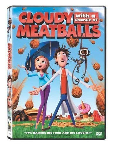 Cloudy with a Chance of Meatballs Single-Disc Edition