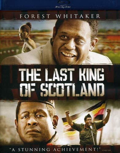 The Last King of Scotland [Blu-ray] DVD