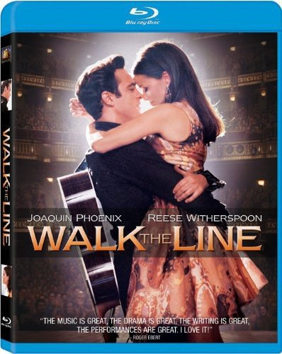 Walk the Line [Blu-ray] DVD