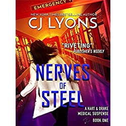 Nerves of Steel (Hart and Drake #1)