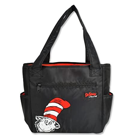 Trend Lab Dr Seuss Cat In The Hat Tulip Tote