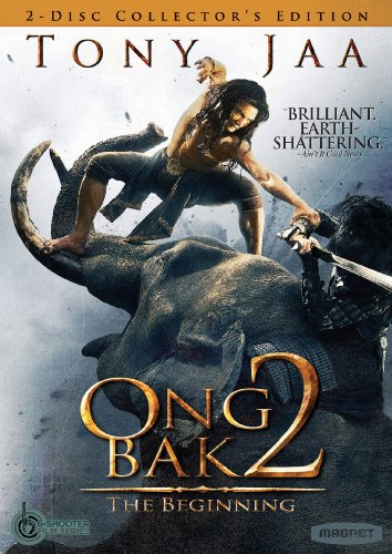 Ong Bak 2: The Beginning  DVD