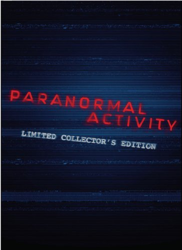 Paranormal Activity Limited Collector's Edition DVD