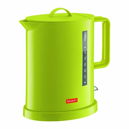 Bodum 5500-565us Ibis Cordless Electric Water Kettle - Green