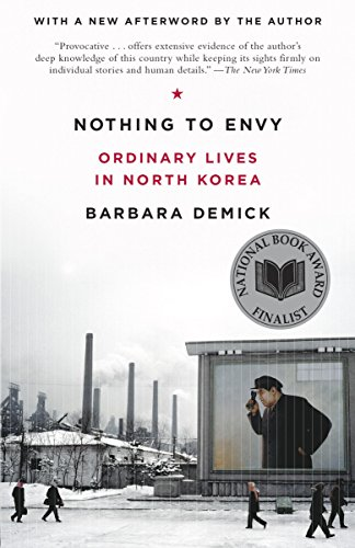 664. Nothing to Envy: Ordinary Lives in North Korea