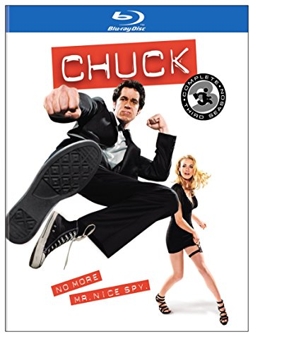 Chuck: The Complete Third Season [Blu-ray] DVD