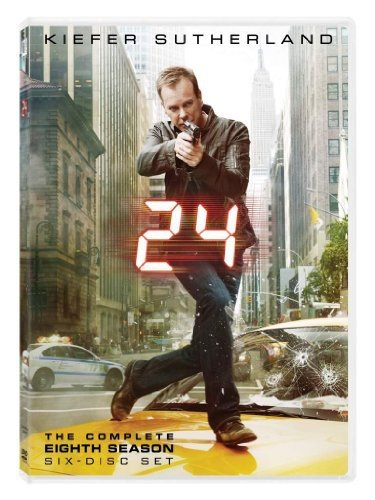 24: Season Eight DVD