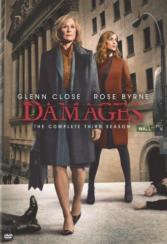 Damages: The Complete Third Season DVD