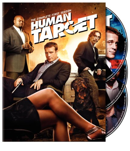 Human Target: The Complete First Season DVD