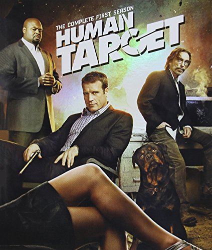 Human Target: The Complete First Season [Blu-ray] DVD