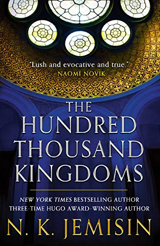 Book The Hundred Thousand Kingdoms