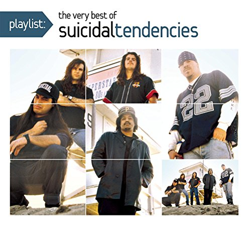 Playlist: The Very Best of Suicidal Tendencies