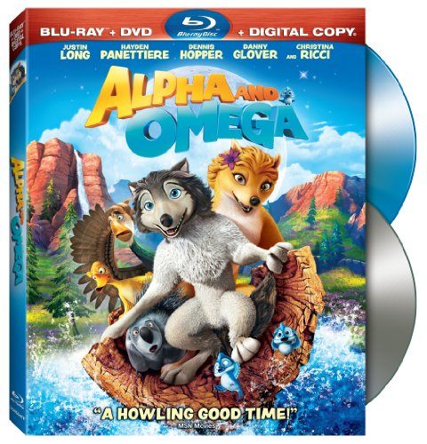 Alpha and Omega [Blu-ray] DVD