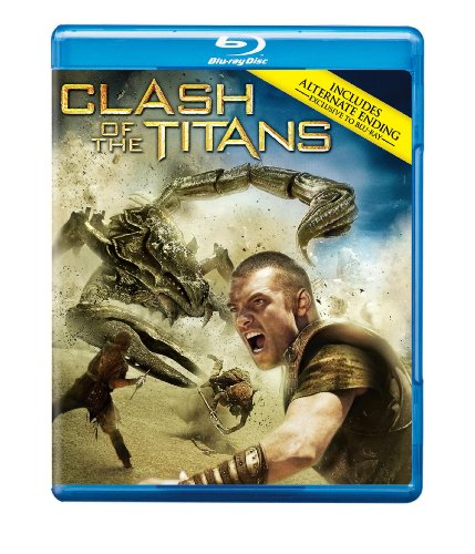 Clash of the Titans [Blu-ray] DVD