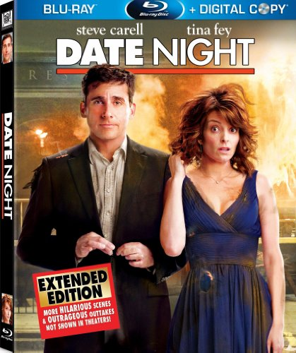 Date Night [Blu-ray] DVD