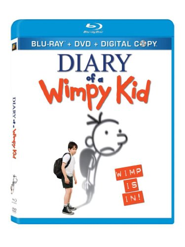 Diary of a Wimpy Kid [Blu-ray] DVD