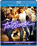 Footloose (Two-disc Blu-ray/DVD Combo + Digital Copy)