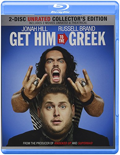 Get Him to the Greek [Blu-ray] DVD
