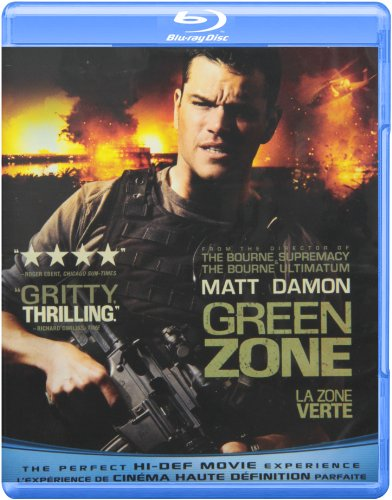 Green Zone [Blu-ray] DVD