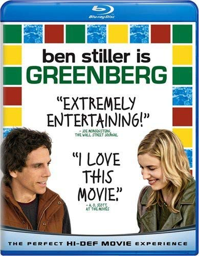 Greenberg [Blu-ray] DVD