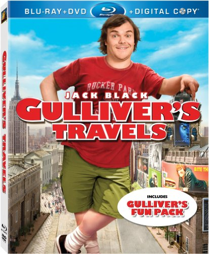 Gulliver's Travels [Blu-ray] DVD