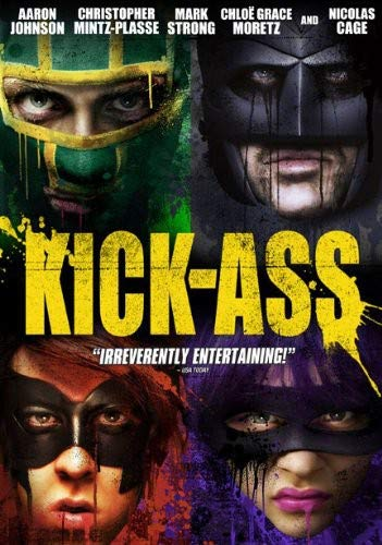 Buy kick ass DVDs