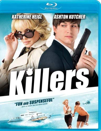 Killers [Blu-ray] DVD