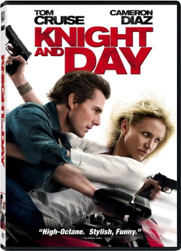 Knight & Day DVD