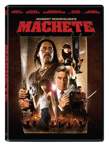 Machete DVD