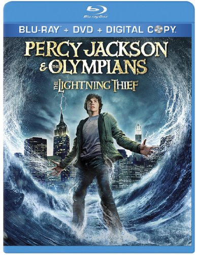 Percy Jackson & the Olympians: The Lightning Thief [Blu-ray] DVD