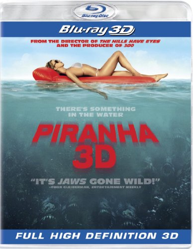 Piranha 3-D [Blu-ray] DVD