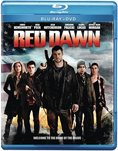 Red Dawn [Blu-ray/ DVD + Digital Copy) DVD