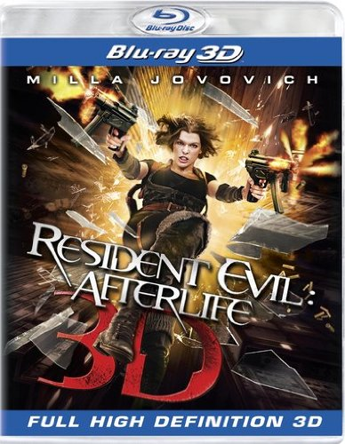 Resident Evil: Afterlife [Blu-ray 3D] DVD