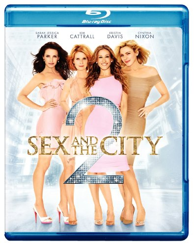 Sex and the City 2 [Blu-ray] DVD