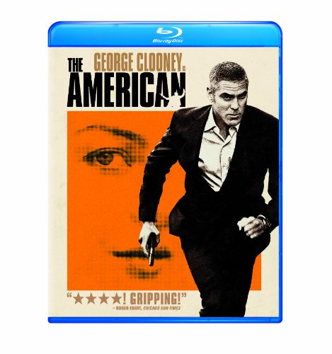 The American [Blu-ray] DVD