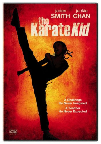 The Karate Kid DVD