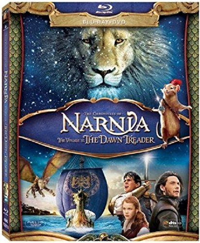 The Chronicles of Narnia: The Voyage of the Dawn Treader [Blu-ray] DVD